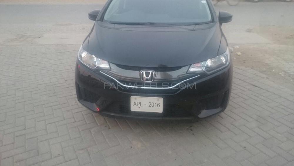 Honda Fit Hybrid S Package 2014 Image-1