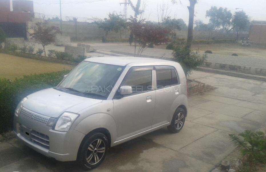 Suzuki Alto VP 2006 Image-1