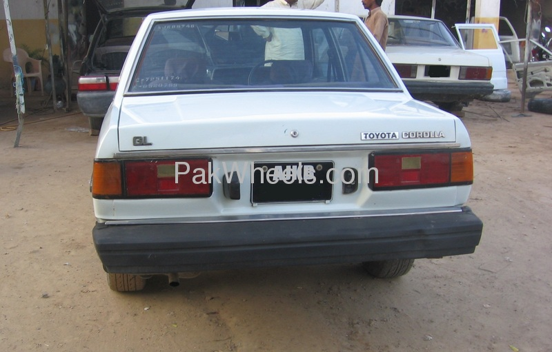 Used Toyota Corolla 2.0D 1982 Car For Sale In Lahore