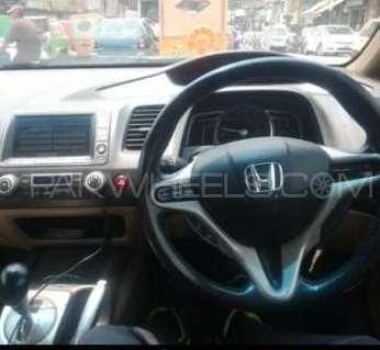 Honda Civic Hybrid MXST 2007 Image-1