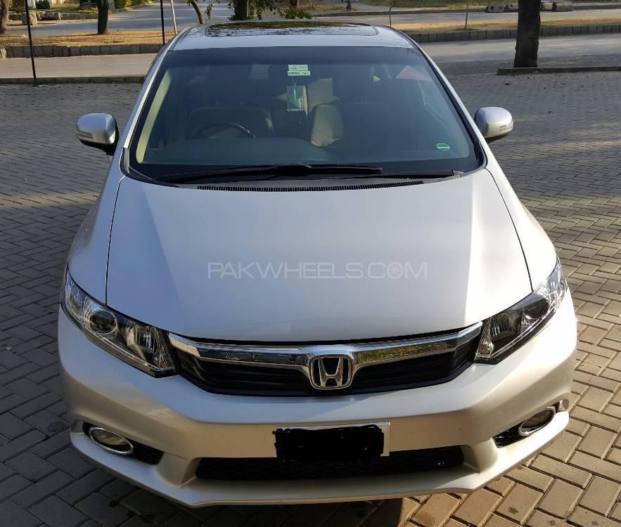 Honda Civic VTi Oriel 1.8 i-VTEC 2013 Image-1