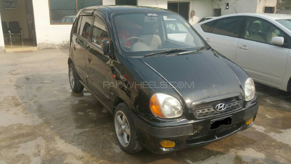 Hyundai Santro Club 2006 Image-1