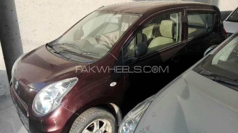 Suzuki Alto E 2012 Image-1