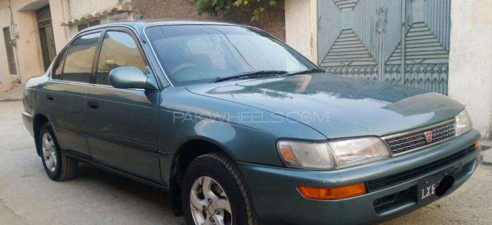 Toyota Corolla XE Limited 1997 Image-1