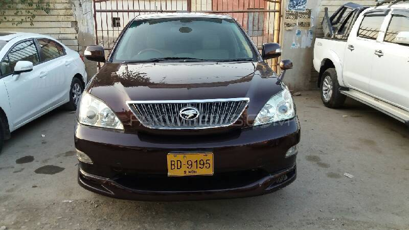 Toyota Harrier 2005 Image-1