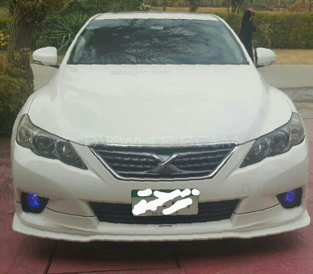 Toyota Mark X 2010 Image-1