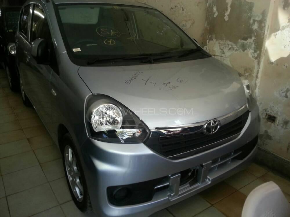 Toyota Pixis Epoch X 2014 Image-1