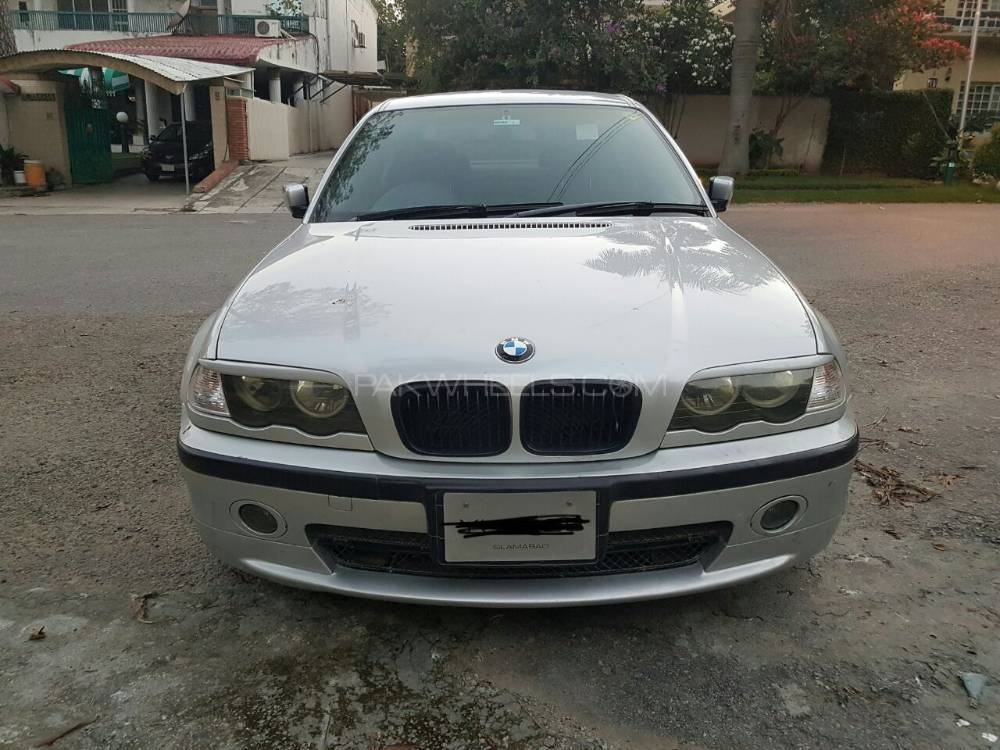BMW 3 Series 320i 2000 for sale in Islamabad  PakWheels