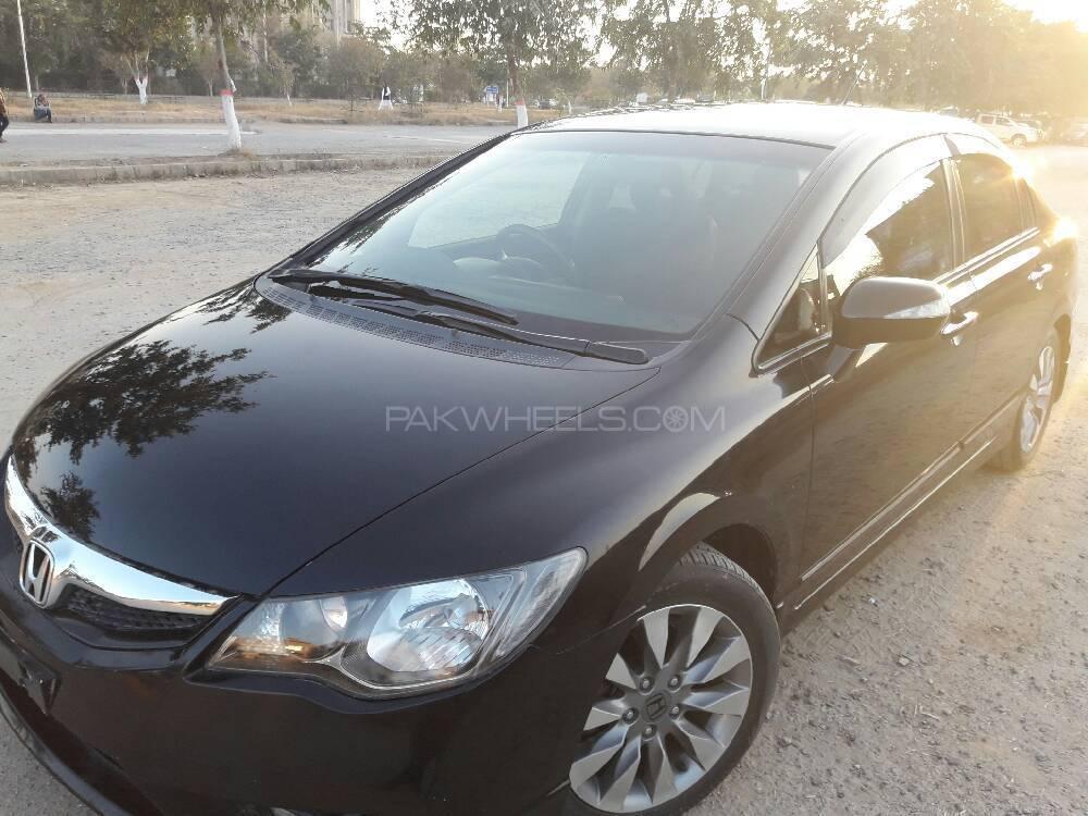 Honda Civic Hybrid 2011 Image-1