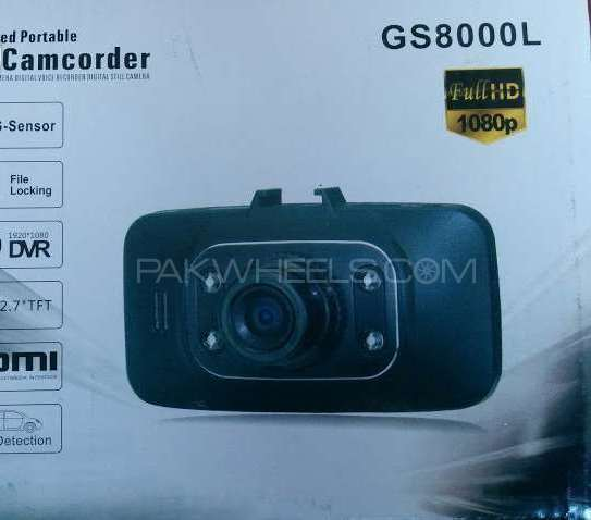 Original Car 1080p Hd Camera Video Recorder Dash Cam  Image-1