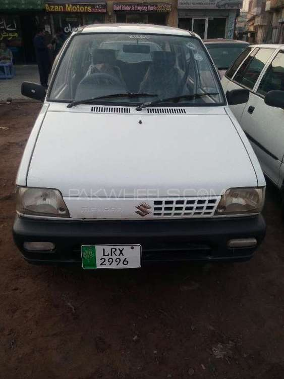 Suzuki Mehran VXR (CNG) 2004 Image-1