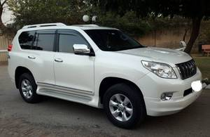 Toyota Prado TX Limited 2.7 2009 for Sale in Lahore