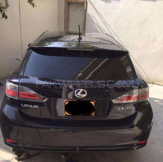 lexus ct200h version c 2011 for sale in karachi pakwheels. Black Bedroom Furniture Sets. Home Design Ideas