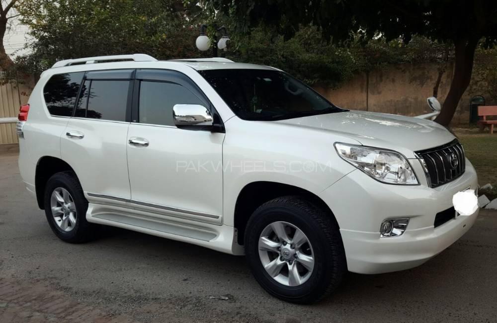 Toyota Prado TX Limited 2.7 2009 Image-1