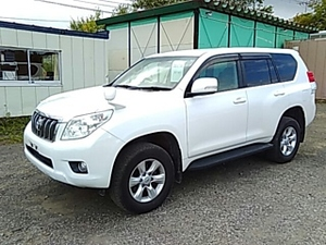 Toyota Prado TX 2.7 2011 for Sale in Karachi