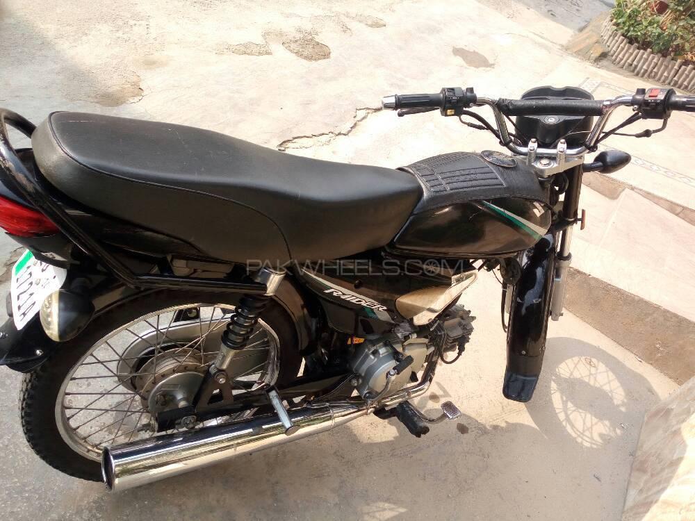 Suzuki Raider 110 2014 Image-1