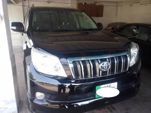 Toyota Prado TX 2.7 2010 for Sale in Multan