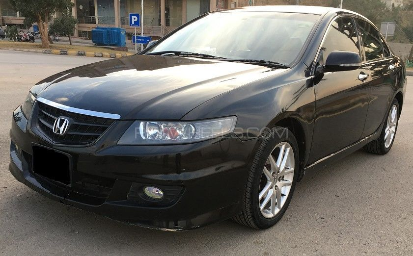 honda accord cl7 2004 for sale in sargodha pakwheels. Black Bedroom Furniture Sets. Home Design Ideas