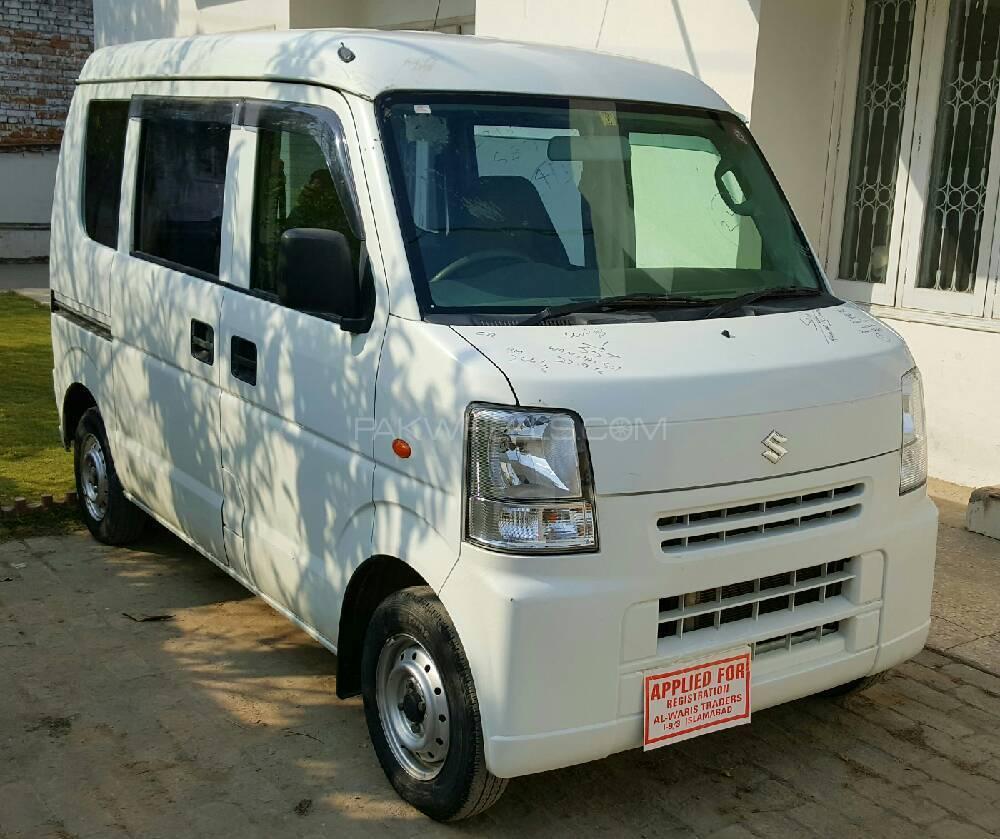 Suzuki Every GA 2012 For Sale In Islamabad
