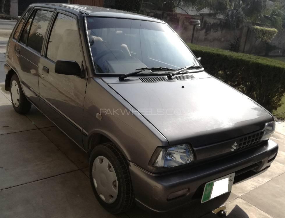 Suzuki Mehran  Price