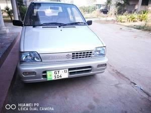 Suzuki Mehran VXR Euro II 2013 for Sale in Gujrat