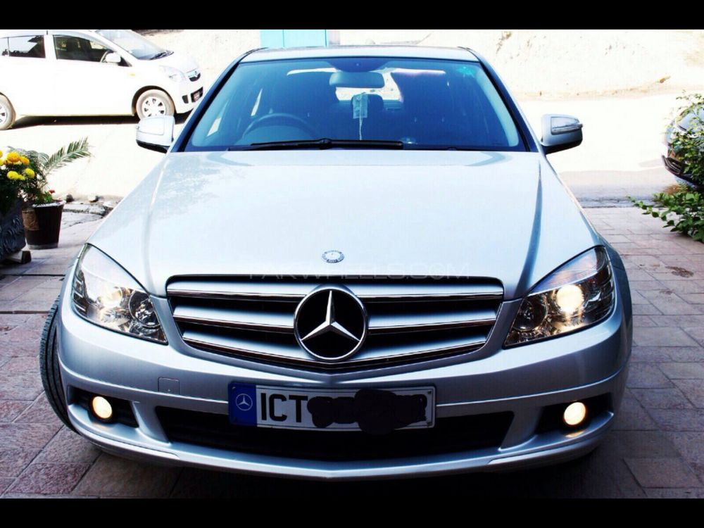 Mercedes benz c class c180 2008 for sale in islamabad for Mercedes benz c class 2008 for sale