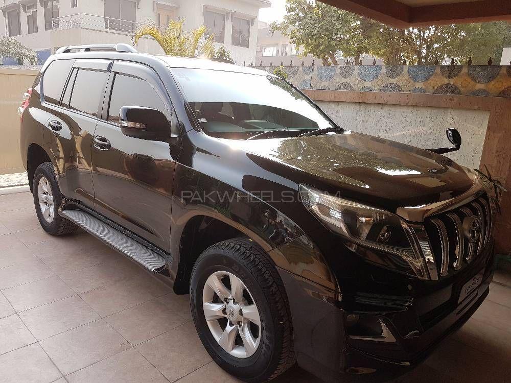 Toyota Prado TX 2.7 2010 Image-1