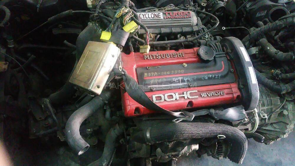 Mitsubishi Evolution 4g63 Engine With Gear  U0026 Computer Ecu