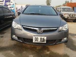 Honda Civic VTi Oriel Prosmatec 1.8 i-VTEC 2011 for Sale in Islamabad