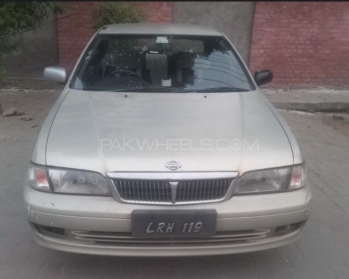 Nissan Sunny GL 2003 Image-1