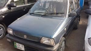 Suzuki Mehran VX 2008 for Sale in Lahore