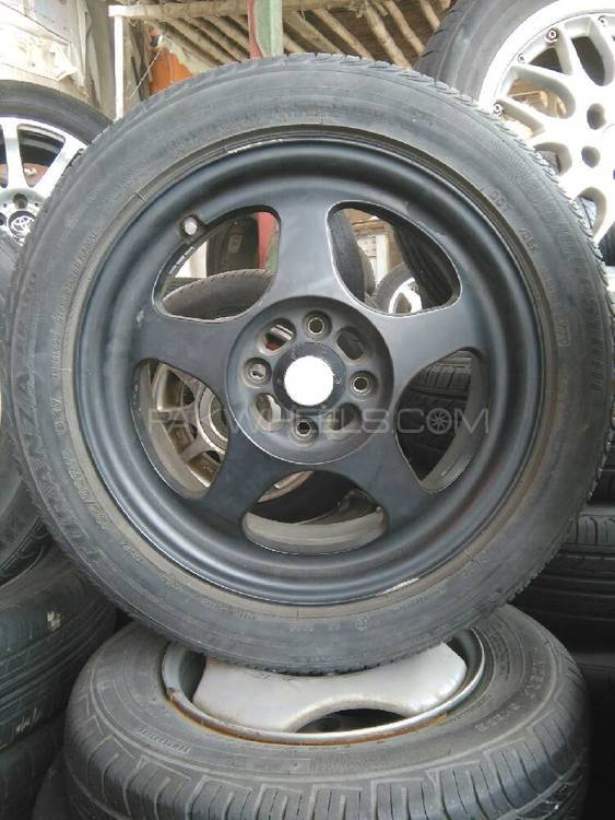 Original Spoon 15 Inch Lightweight Rims For Sell Image-1