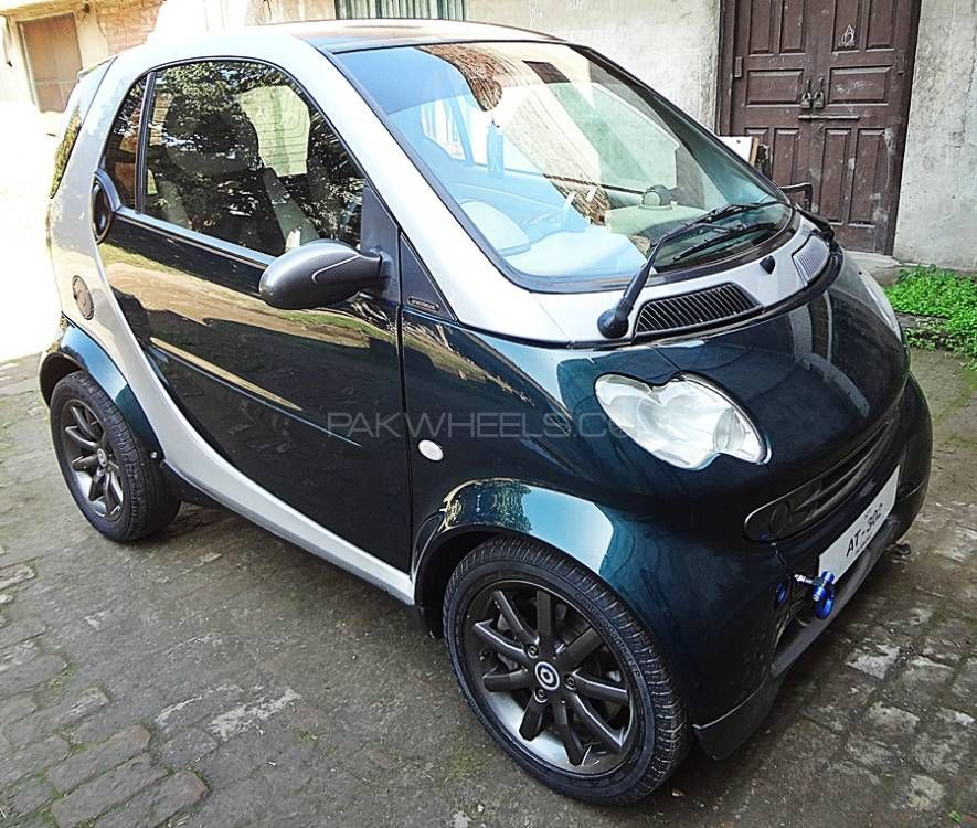 Mercedes benz smart 2006 for sale in gujranwala pakwheels for Mercedes benz smart car for sale