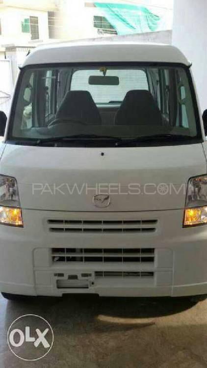 Mazda Scrum Wagon PX 2009 Image-1