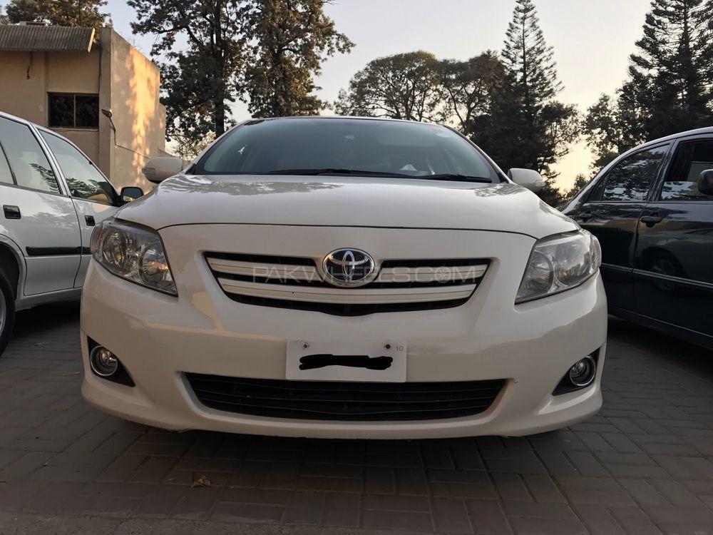 Toyota Corolla Xli Vvti Limited Edition 2010 For Sale In
