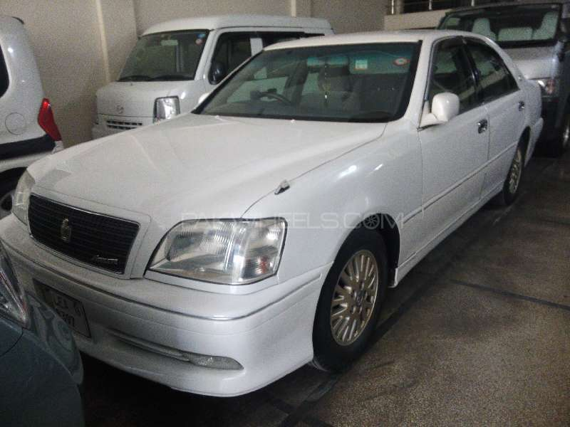 Toyota Crown 2003 Image-1