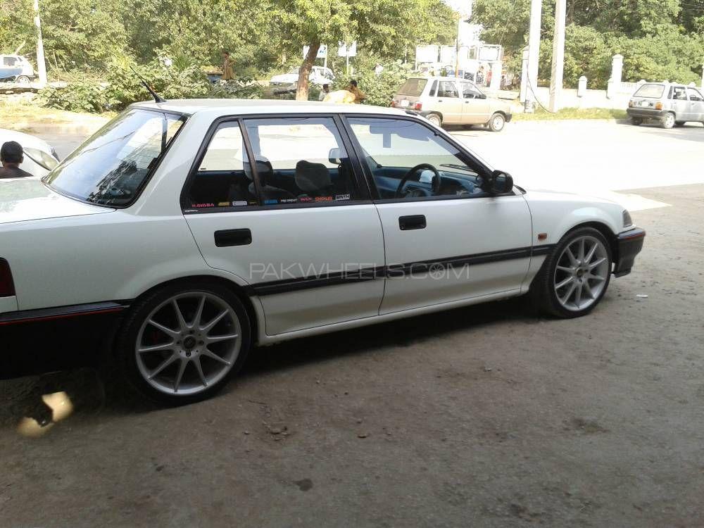 Honda Civic EX 1989 Image-1