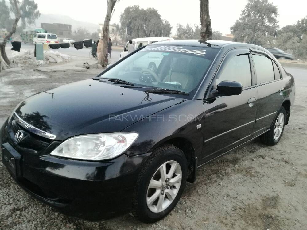 honda civic exi 2005 for sale in islamabad pakwheels. Black Bedroom Furniture Sets. Home Design Ideas