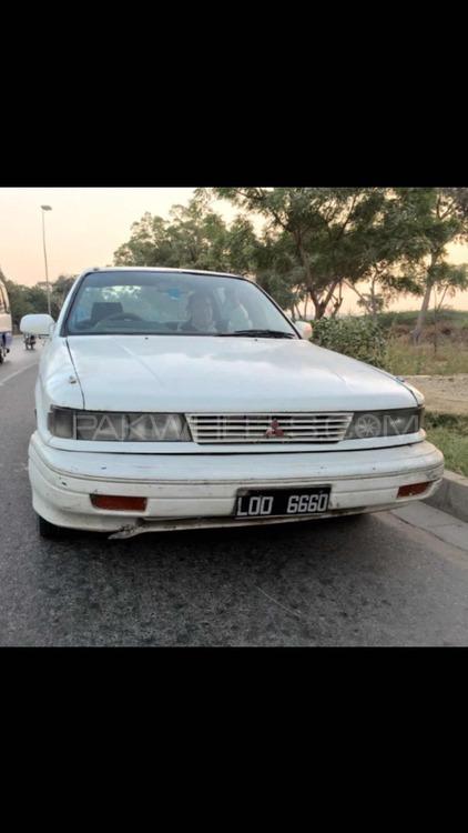 Mitsubishi Galant Base Grade 1.8D 1989 Image-1