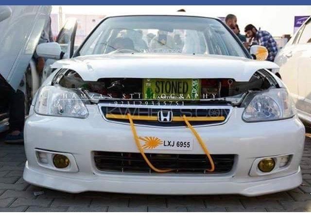 Honda Civic 2000 For Sale In Peshawar Pakwheels