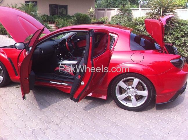 Mazda RX8 Type S 2003 Image-5