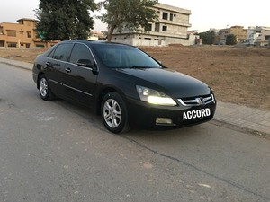 Honda Accord 2.4IL 2007 for Sale in Islamabad