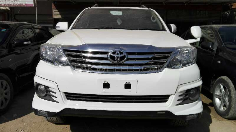 Toyota Fortuner 2.7 VVTi 2016 Image-1