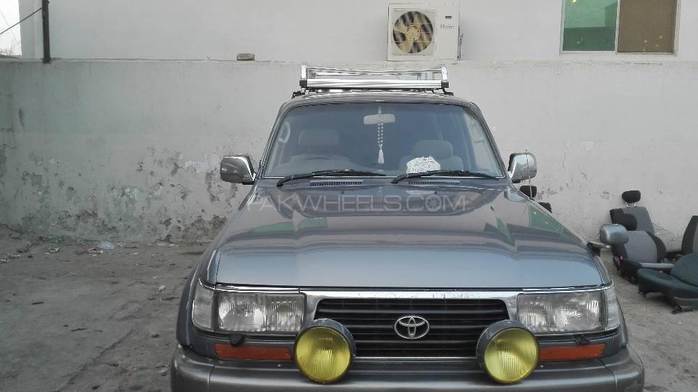 Toyota Land Cruiser VX 4.2D 1997 Image-1