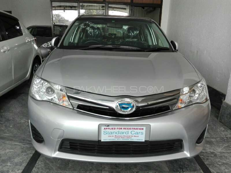 X Corolla For Sale In Lahore Toyota Corolla Axio X ...
