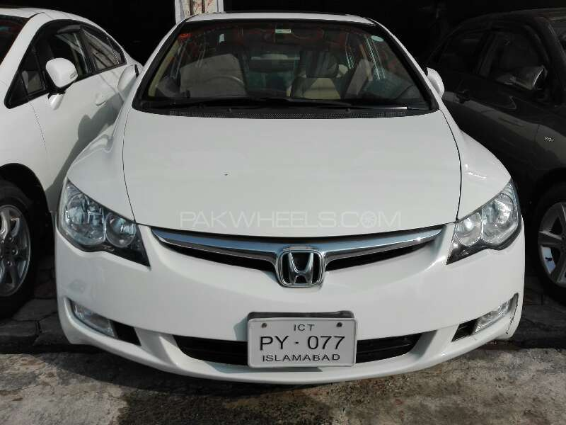 honda civic vti oriel prosmatec 1 8 i vtec 2009 for sale in lahore pakwheels. Black Bedroom Furniture Sets. Home Design Ideas