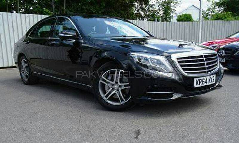 Mercedes benz s class s400 hybrid 2014 for sale in lahore for Mercedes benz s400 price