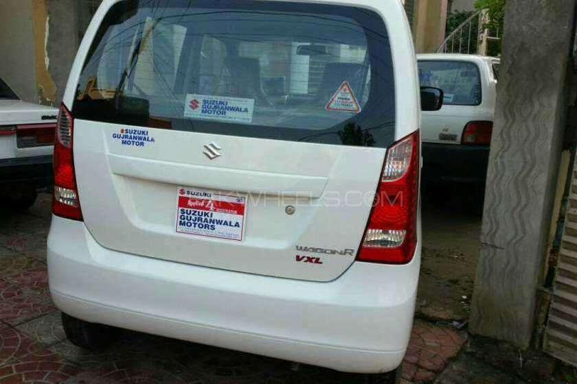 Suzuki Wagon R For Sale In Lahore