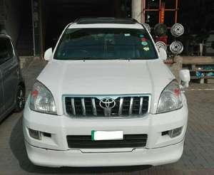 Toyota Prado TZ 4.0 2003 for Sale in Lahore