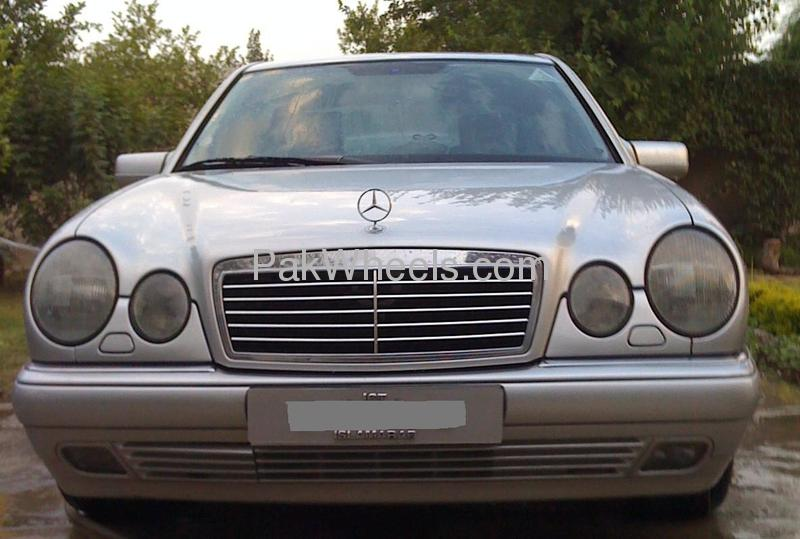 Mercedes benz e class e280 1999 for sale in islamabad for 1999 mercedes benz e class